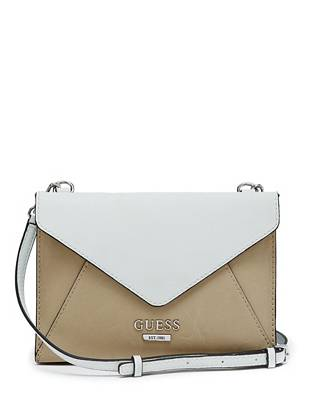 Doheny Color-Blocked Envelope Cross-Body
