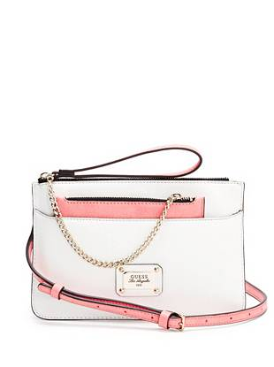 Escapade Color-Blocked Cross-Body
