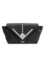 Marysa Studded Clutch
