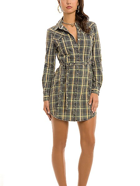 Guess: Skylar Shirt Dress