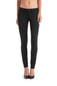 Brittney Skinny Zip Ponte Pants