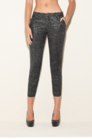 Connie Cropped Trousers