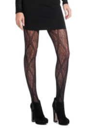 Argyle Lace Tights