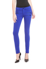 Rebel Ponte Moto Skinny Pants