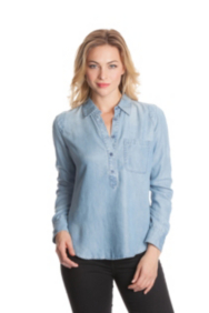 Cyndi Denim Shirt