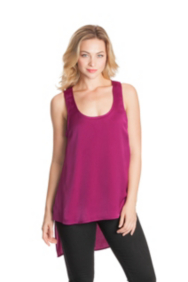 Solid Inbloom Bi-Level Top