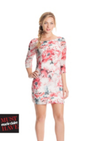 Inbloom Shift Dress