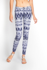 Brittney Abstract-Print Leggings