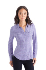 Carolina Shirt in Billie Plaid