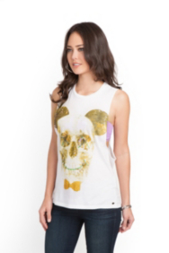The Festival Collection - Festival Skull Tank