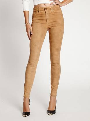 1981 High-Rise Skinny Jeans in Landscape Wash