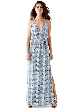 Maxi Winter Dresses - Marina Maxi Dress