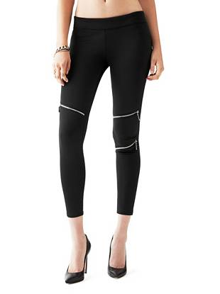 Cece Zip Leggings