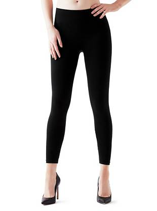 Tara Tubular Capri Leggings