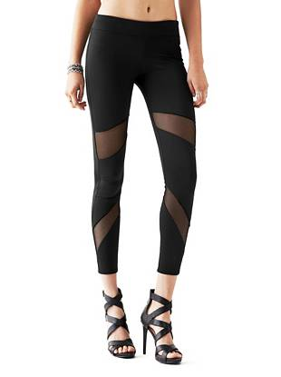 Maisy Mesh Leggings
