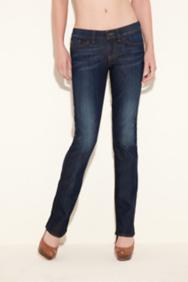 Brittney Bootcut Jeans in Radio Wash