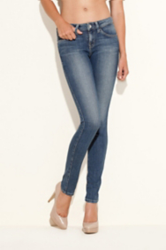 Brittney Skinny Jeans in Resolute 2 Wash