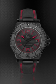 Gc-3 AquaSport - Black/Red