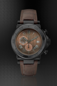Gc-1 Sport Timepiece - Brown