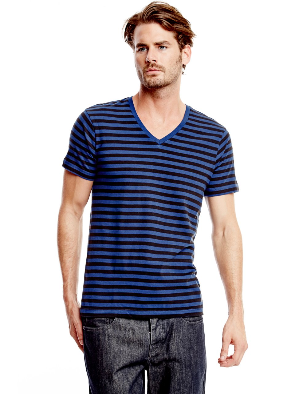 Shop the Latest Collection of Stripe T-Shirts for Men Online at eternal-sv.tk FREE SHIPPING AVAILABLE! Macy's Presents: The Edit- A curated mix of fashion and inspiration Check It Out. Free Shipping with $49 purchase + Free Store Pickup. Contiguous US. American Rag Men's V-Neck Striped T-Shirt, Created for Macy's.