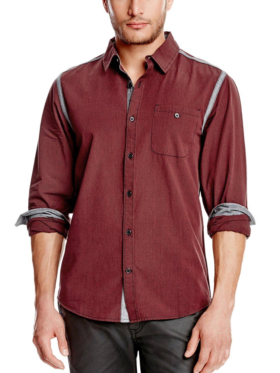 Dayton Striped Shirt