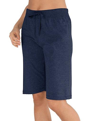 Champion-Favorite-Cotton-Jersey-Womens-Bermuda-Shorts-style-8287