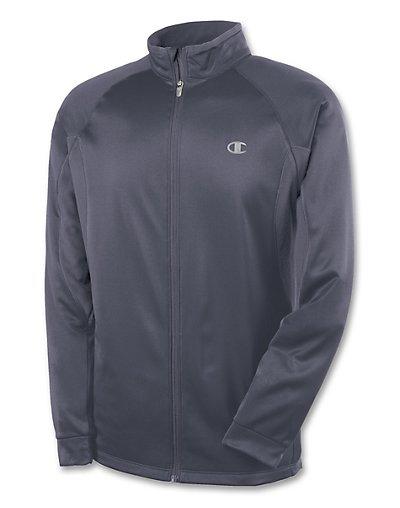Champion-Performance-Tech-Fleece-Full-Zip-Men-039-s-Jacket-style-S2415