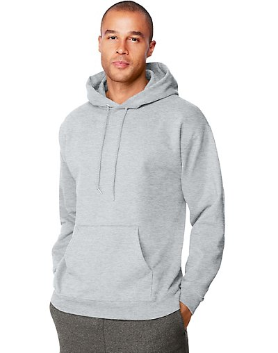 Hanes Ultimate Cotton® Pullover Hoodie Sweatshirt Large - style ...