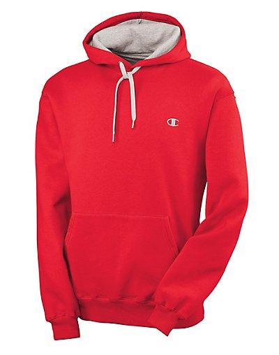 Champion Eco Fleece Pullover Men's Hoodie Sweatshirt   eBay