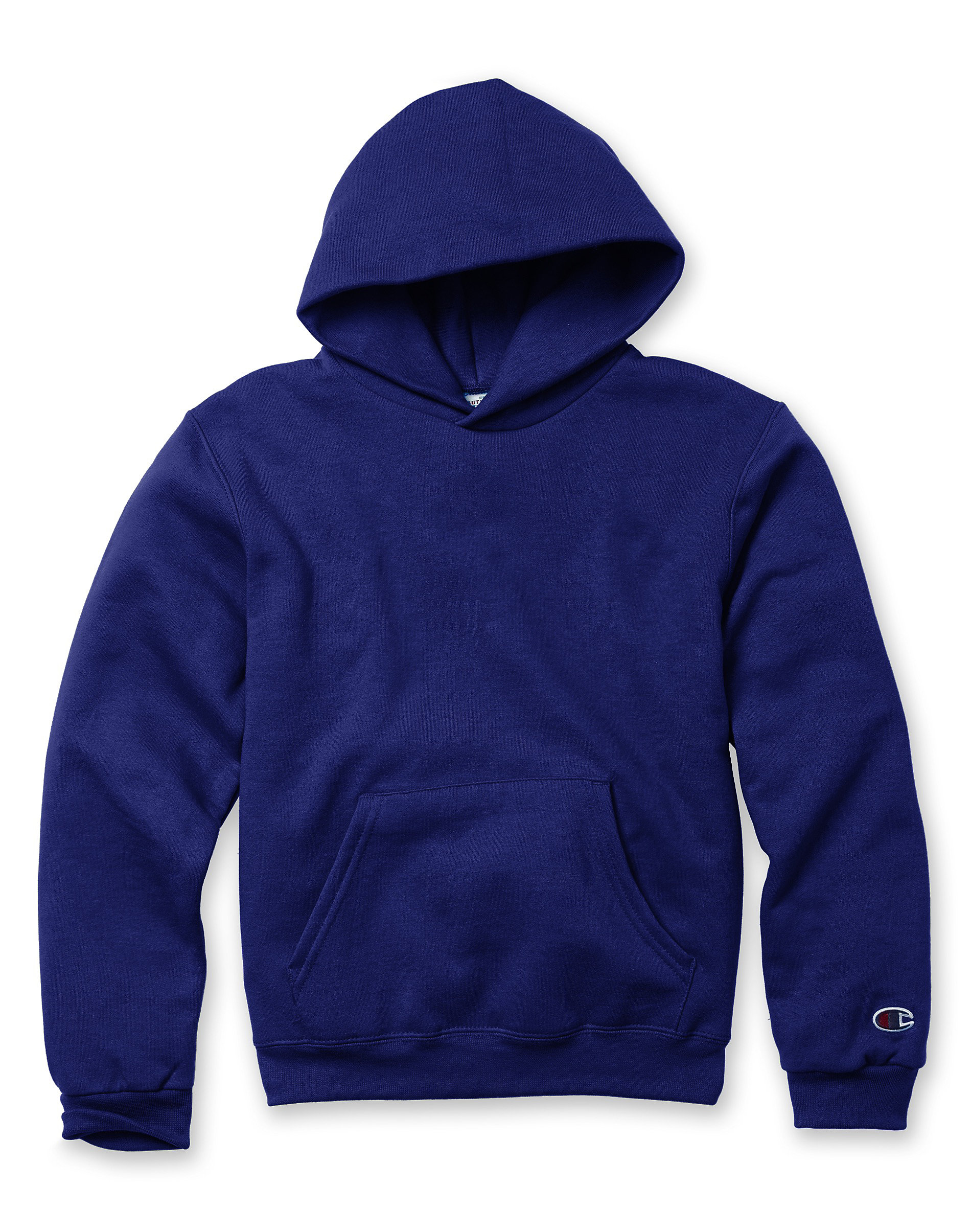 Champion Hoodie Kids Sweatshirt Double Dry Action Fleece Pullover Girls Boys