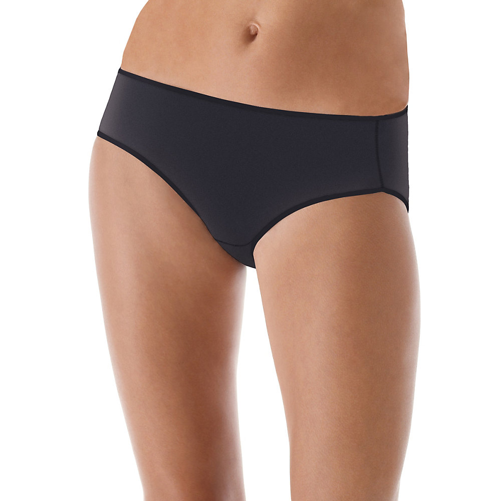 Hanes 3-Pack Hanes Women's Plus Smooth Stretch Hipster 3-Pack D41SAS