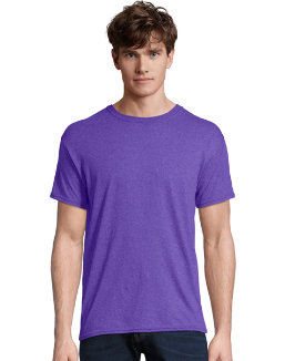 Hanes Men's X-Temp w/Fresh IQ Tri-Blend Performance Tee men Hanes