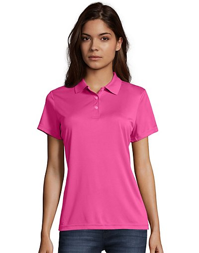 Hanes Women's Cool Dri® Sportshirt - 480W