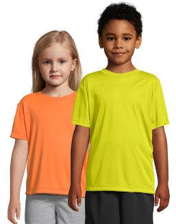 Hanes Cool DRI® Youth T-Shirt youth Hanes