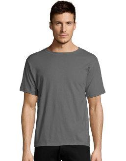 Hanes ComfortBlend® EcoSmart® Crewneck Men's T-Shirt men Hanes
