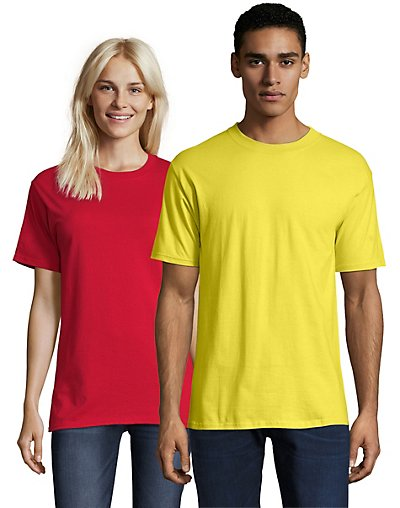 Hanes Beefy-T Adult Short-Sleeve T-Shirt - 5180