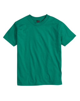 Hanes Kids' Beefy-T T-Shirt youth Hanes