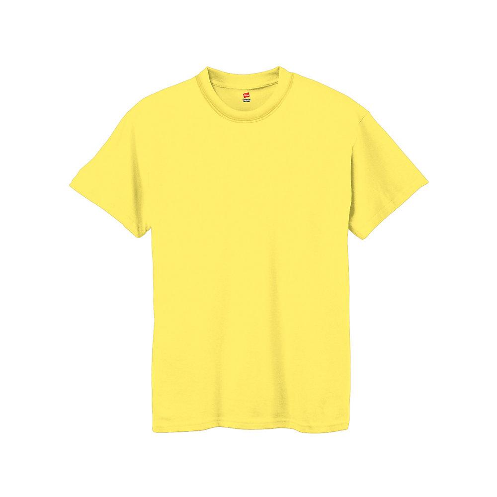 Hanes Boys' TAGLESS® ComfortSoft® Crewneck T-Shirt