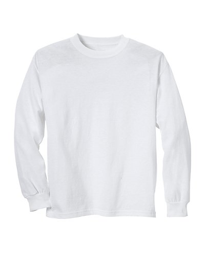 Hanes Youth TAGLESS® Long-Sleeve T-Shirt - 5546