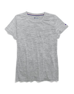 Champion Vapor® Short Sleeve Heather Women's Tee women Champion