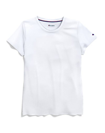 Champion Vapor® PowerTrain Short Sleeve Heather Women's Tee - 7963