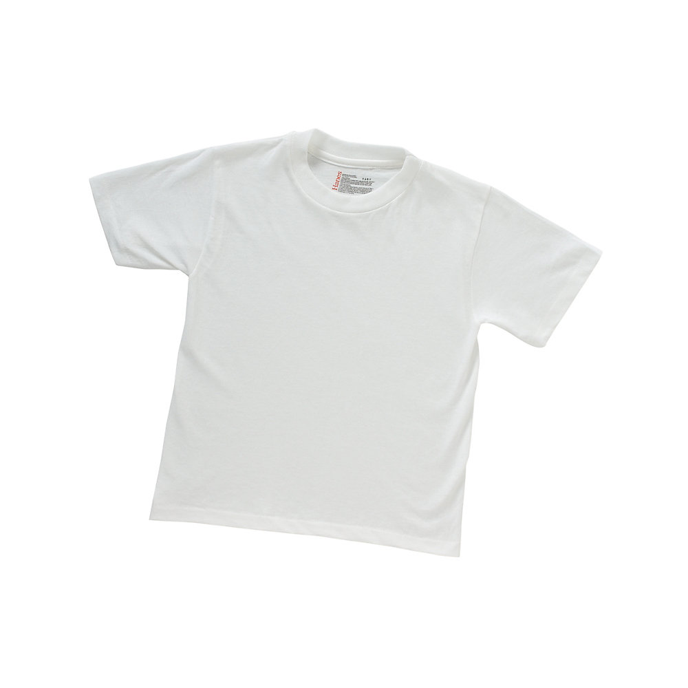Hanes Boys' Comfortable Crewneck T-Shirt (3-Pack) B2138 at Sears.com