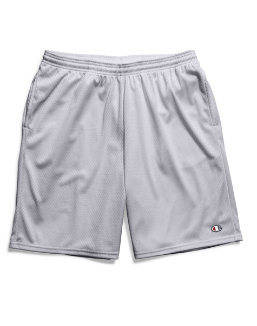 Champion Long Mesh Men's Shorts with Pockets - 81622 men Champion