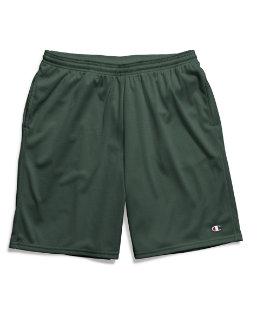 Champion Long Mesh Men's Shorts with Pockets - 81622 men Champion