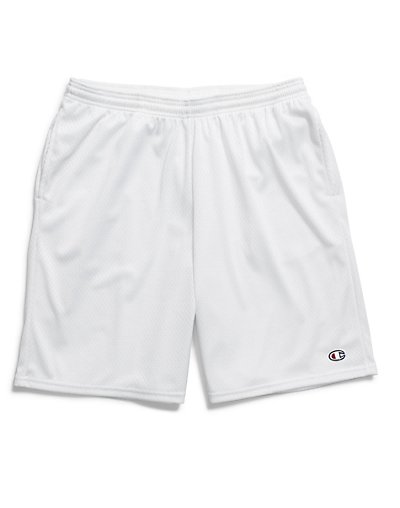 Champion Long Mesh Men's Shorts with Pockets - 81622