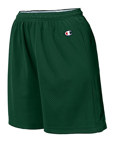 Champion 8173  Youth Mesh Practice Short