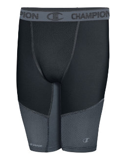 Champion PowerFlex 9' Men's Solid Compression Shorts men Champion