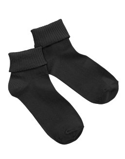Hanes Women's ComfortSoft® Cuff Socks Extended Sizes 3-Pack women Hanes