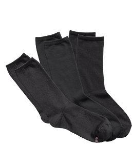 Hanes Women's ComfortSoft® Crew Socks 3-Pack women Hanes