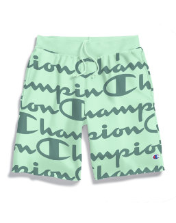 Champion Life® Men's Reverse Weave™ Cut-Off Shorts, Allover Print men Champion